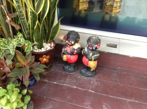Random figurines in Thailand...