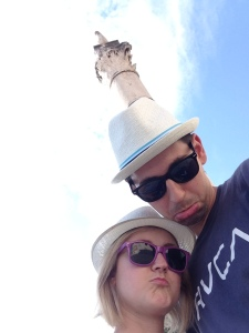 Tower of shame